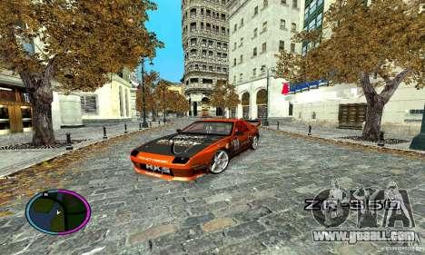 Mazda RX-7 FC for Drag for GTA San Andreas