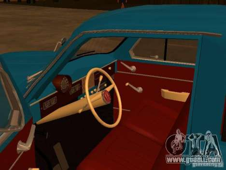 Moskvitch 407 Pickup for GTA San Andreas right view