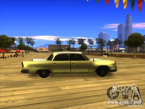 Glendale - Oceanic for GTA San Andreas left view