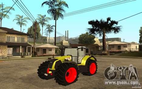 CLAAS Axion 850 for GTA San Andreas