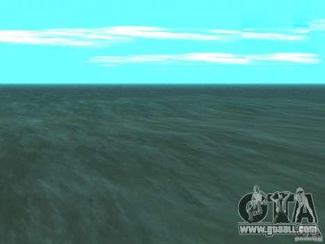 New Water for GTA San Andreas third screenshot