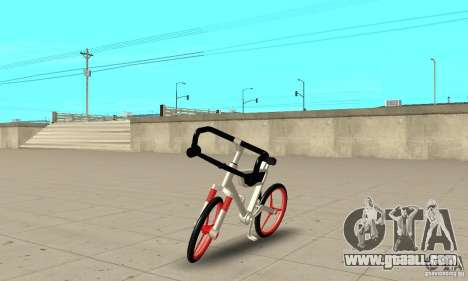 Wind Solar MT Bike for GTA San Andreas
