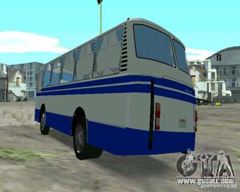 LAZ 695 for GTA San Andreas left view