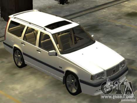Volvo 850 R 1996 Rims 2 for GTA 4 right view