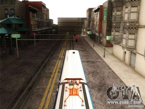TrainCamFix for GTA San Andreas