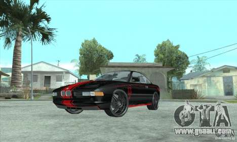 BMW 850i for GTA San Andreas side view