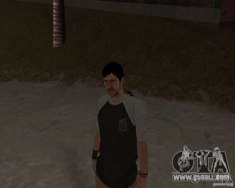 Tony Hawks Cole for GTA San Andreas forth screenshot