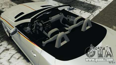 Mercedes-Benz SLK 2012 v1.0 [RIV] for GTA 4 engine
