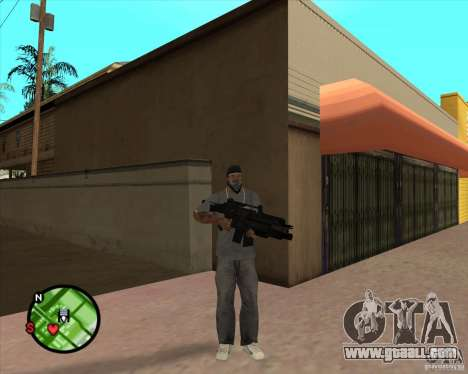 The Ross Rifle for GTA San Andreas second screenshot