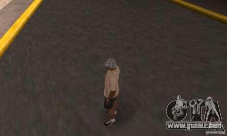 Adio hamilton for GTA San Andreas second screenshot