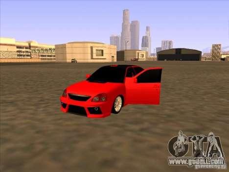 VAZ-2172 Sport for GTA San Andreas
