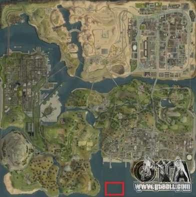 Tokyo Drift map for GTA San Andreas sixth screenshot