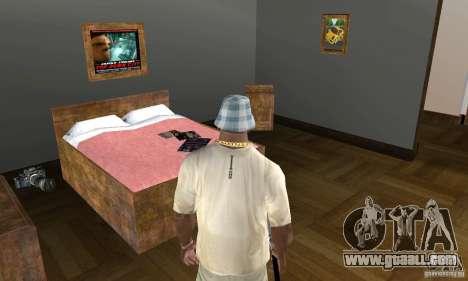 New Interiors - Mod for GTA San Andreas sixth screenshot