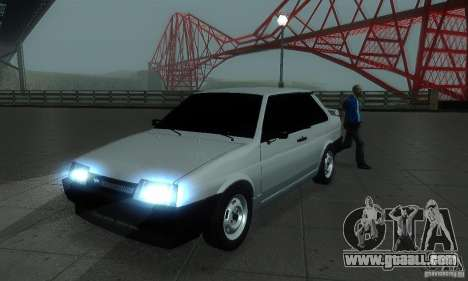 VAZ 21099 Coupe for GTA San Andreas