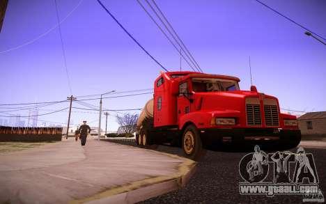 Kenworth T600 for GTA San Andreas