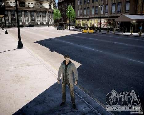 Alan Wake for GTA 4 third screenshot