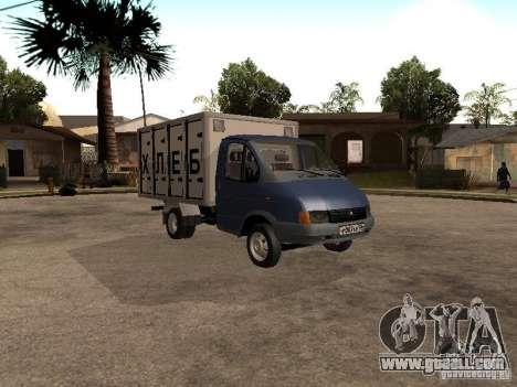3302 Gazelle 1994 for GTA San Andreas