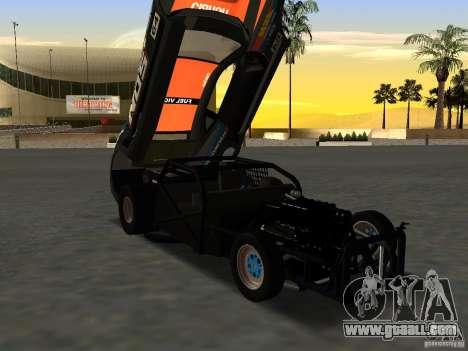 Chevrolet Camaro NOS for GTA San Andreas right view