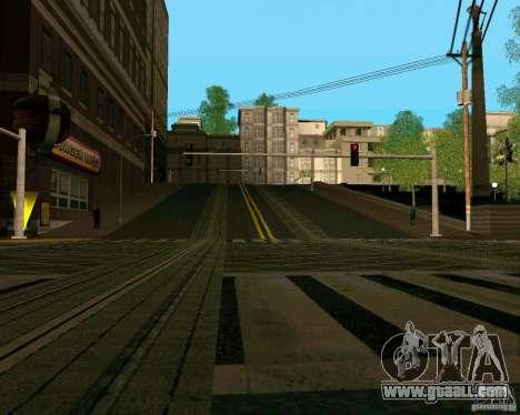 GTA 4 Roads for GTA San Andreas seventh screenshot