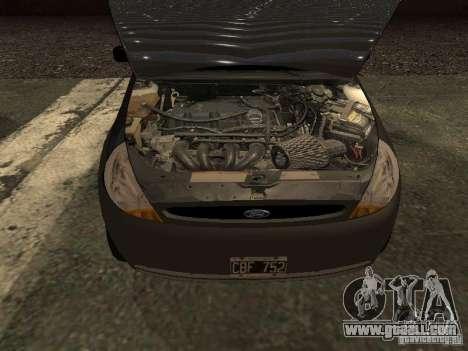 Ford Ka 1998 for GTA San Andreas right view