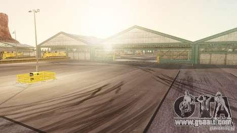 Nevada Drift Map for GTA 4 third screenshot