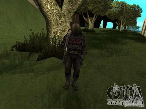 Member considers it in costume for GTA San Andreas fifth screenshot