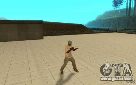 Different styles of for GTA San Andreas third screenshot