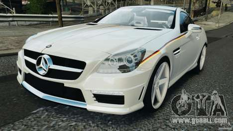 Mercedes-Benz SLK 2012 v1.0 [RIV] for GTA 4