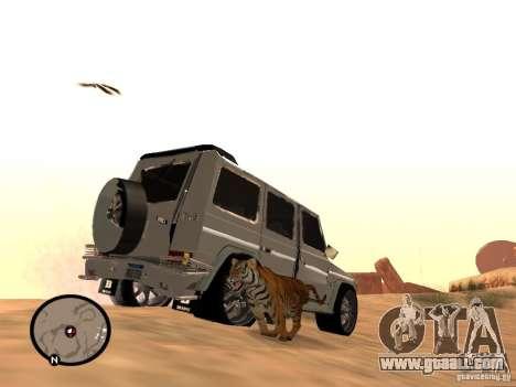 Animals in GTA San Andreas 2.0 for GTA San Andreas second screenshot