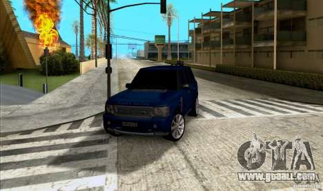 ENBSeries by HunterBoobs v1.2 for GTA San Andreas fifth screenshot