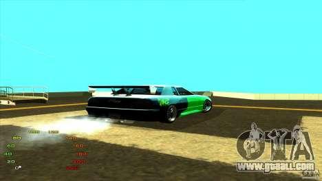 Pack vinyl for Elegy for GTA San Andreas second screenshot