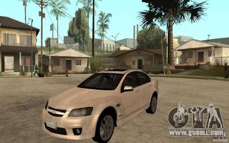 Chevrolet Lumina 2010 for GTA San Andreas