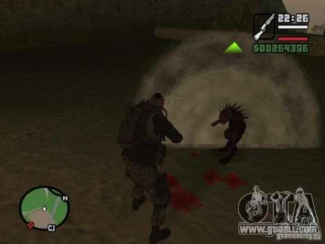 Chupacabra for GTA San Andreas seventh screenshot