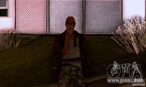 Pirate for GTA San Andreas fifth screenshot