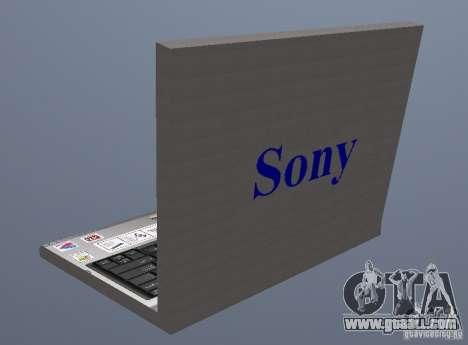 Laptop Haft-Bombe for GTA San Andreas second screenshot