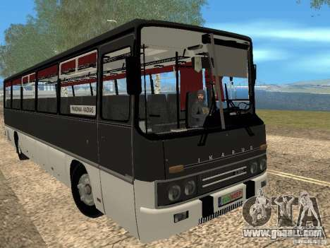 Ikarus Z50 for GTA San Andreas back left view