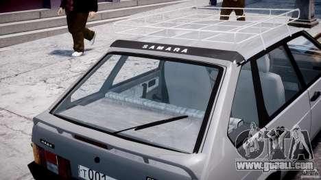 Vaz-21093i for GTA 4