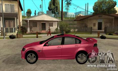 Chevrolet Lumina SS for GTA San Andreas left view