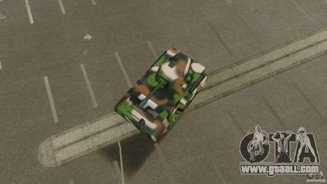 Bundeswehr-Panzer for GTA San Andreas