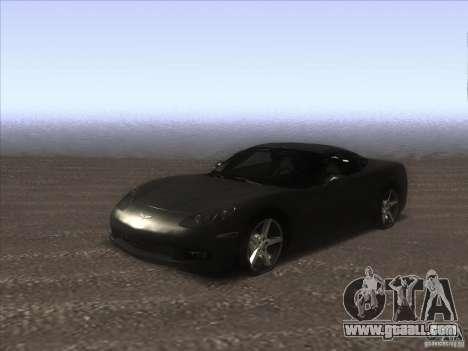 Enb from GTA IV for GTA San Andreas third screenshot