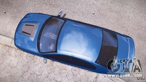 Ford Falcon XR8 2007 Rim 2 for GTA 4 right view