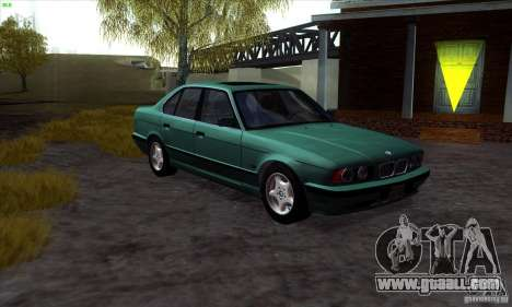 BMW 525 (E34) for GTA San Andreas