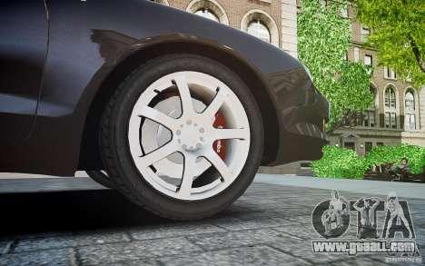 Toyota Celica GT-FOUR for GTA 4 interior