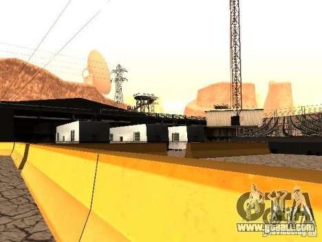 Prison Mod for GTA San Andreas sixth screenshot
