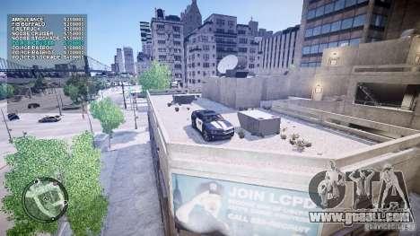 Car Shop Mod for GTA 4 third screenshot