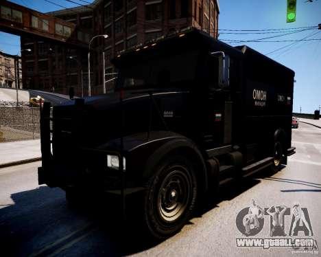 Russian Enforcer for GTA 4