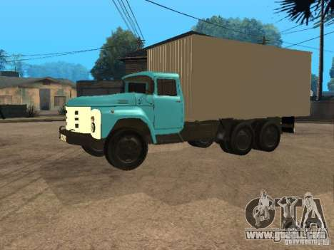 ZIL 133 for GTA San Andreas
