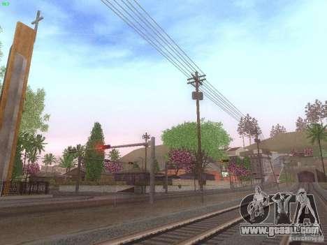 Spring Season v2 for GTA San Andreas eleventh screenshot