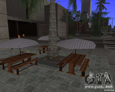 New patterns of leisure for GTA San Andreas