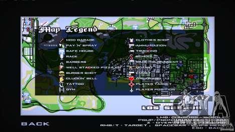 HUD by Mr.Shadow for GTA San Andreas forth screenshot